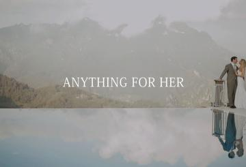 Anything for Her - Cover